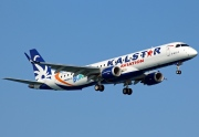PK-KDC, Embraer ERJ 190-200LR (Embraer 195), KalStar Aviation
