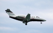 T7-FOZ, Cessna 525-CitationJet CJ1, Private
