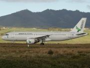 CS-TKQ, Airbus A320-200, Azores Airlines