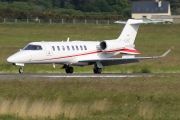 F-HINC, Bombardier Learjet 75, Private
