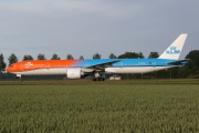 PH-BVA, Boeing 777-300ER, KLM Royal Dutch Airlines