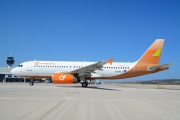 SX-ORG, Airbus A320-200, Orange2Fly