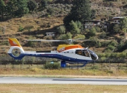 A5-BHT, Eurocopter EC 130-T2, Druk Air - Royal Bhutan Airlines