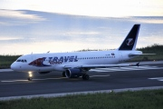 TS-INP, Airbus A320-200, Travel Service (Czech Republic)