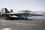 166620, Boeing (McDonnell Douglas) F/A-18-F Super hornet, United States Navy