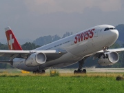 HB-JHM, Airbus A330-300, Swiss International Air Lines