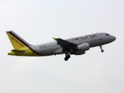 D-AKNP, Airbus A319-100, Germanwings