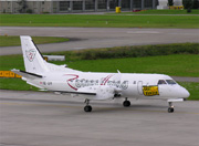 OE-GIR, Saab 340-A, Robin Hood Aviation