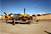 NX38BP, Lockheed P-38-J Lightning, Private