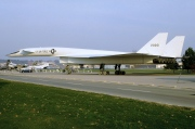 62-0001, North American XB-70 Valkyrie, United States Air Force