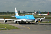 PH-BFC, Boeing 747-400M, KLM Royal Dutch Airlines