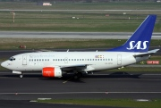 LN-RPW, Boeing 737-600, Scandinavian Airlines System (SAS)