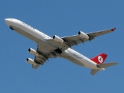 TC-JIJ, Airbus A340-300, Turkish Airlines