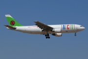 TC-ACE, Airbus A300B4-200F, ACT Airlines