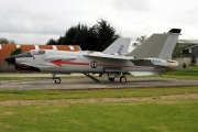 11, Ling-Temco-Vought F-8-P Crusader, French Navy - Aviation Navale