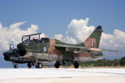 154424, Ling-Temco-Vought TA-7-C Corsair II, Hellenic Air Force