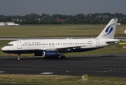 D-ANNI, Airbus A320-200, Blue Wings