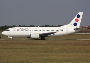 YU-ANK, Boeing 737-300, Jat Airways