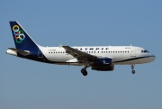 SX-OAN, Airbus A319-100, Olympic Air
