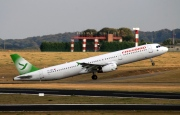 TC-FBG, Airbus A321-200, Freebird Airlines